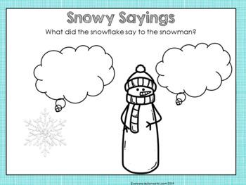 Snowflake Water Cycle Wilson Bentley Informational Text Interactive Book