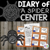 Diary of a Spider Cause and Effect