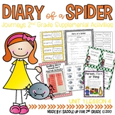 Diary of a Spider Journeys 2nd Grade Supplemental Activities