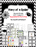 Diary of a Spider (Journeys Second Grade Unit 1 Lesson 4)