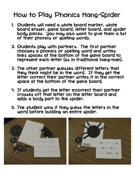 Diary of a Spider Math and Phonics Games