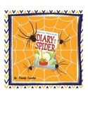Diary of a Spider flipchart