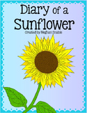 Diary of a Sunflower- Observation Journal
