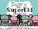 Superhero Comprehension Interactive Book