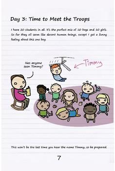 Diary of a Terrific Teacher