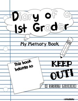 Diary of a Wimpy Class Year End Memory Yearbook