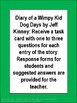 Diary of a Wimpy Kid Dog Days Book Unit