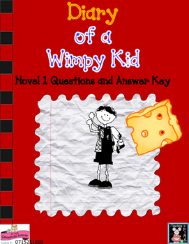 Diary of a Wimpy Kid Novel Q & A