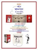 Diary of a Wimpy Kid Novel Unit Study