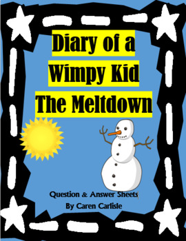 Meltdown Worksheets Teaching Resources Teachers Pay Teachers