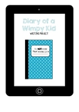 Diary of a Wimpy Kid Writing Project