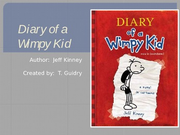 Diary of a Wimpy Kid (Guided Reading Quizzes)