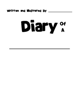 Diary of a (Winter Writing Unit)