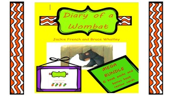 Diary of a Wombat MEGA BUNDLE