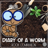 Diary of a Worm: A Doreen Cronin Book Study