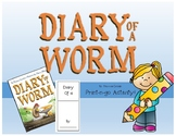 Diary of a Worm- Activity