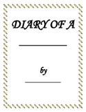 Diary of a Worm Book Writing Activity With Rubric