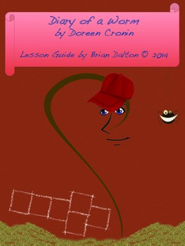 Diary of a Worm Lesson Guide