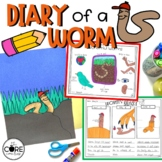 Diary of a Worm: Interactive Read-Aloud Lesson Plans and A