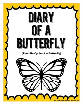 Diary of a...(Butterfly, Frog, and Chicken Life Cycle)
