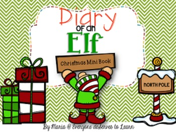 All About Elves Interactive Christmas Book