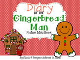 Gingerbread Man Comprehension Interactive Book