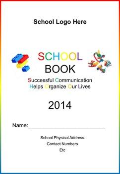 Diary/School Book 2014