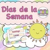 FREE Días de la Semana y Meses del Año   Days of the Week in Spanish