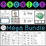 A Phonics Bundle For First Grade CCSS Aligned