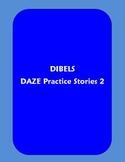 Dibels DAZE Practice Stories #2