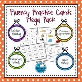 Fluency Practice Cards Mega Pack