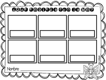 Dibuja y escribe {Draw and Label Activities in Spanish}