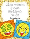 Dibujo misterioso- Identificando monedas (Mystery picture SPANISH)