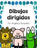 Dibujos dirigidos de animales (Animals directed drawings SPANISH)
