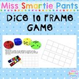 Dice 10 frame game