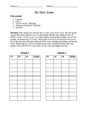 Dice Activity for Standard Deviation