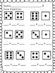 Addition Dice Mini Unit Differentiated