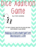 Dice Addition Game