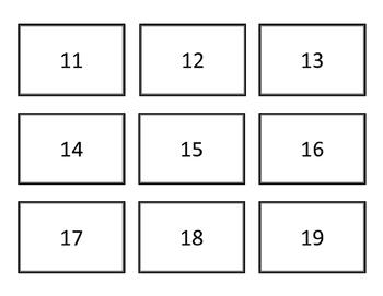 Dice Amounts to 19 - Go Pick!