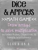 Dice & Arrays > A Math Game!