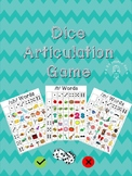 Dice Articulation Game: All Sounds