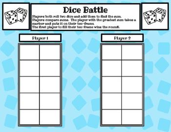 Dice Battle