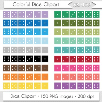 Dice Clip Art Game Dice Clipart Rainbow Board Game Playing Dice Casino Gambling