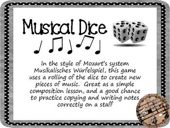 Dice Composing