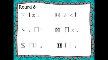 Dice Dash: A Rhythm Game (All Grades Bundle)