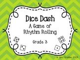 Dice Dash: A Rhythm Game (Grade 3)