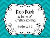 Dice Dash: A Rhythm Game (Grades 1 & 2)