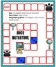 Multiplication Games - Dice Detective Multiplication