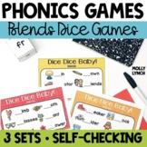 Blends Phonics Game