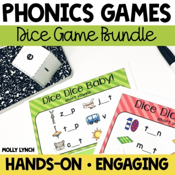 Phonics Game Bundle